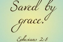 Saved by Grace / by Susan Fox
