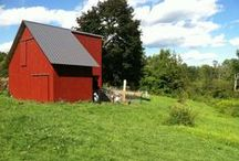 Exteriors / Exterior projects showing off the beauty of Vermont Natural Coatings