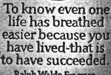 Words of Wisdom / by Heather Bode