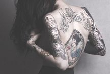 Tattooooos and stuff / by Kayla Pearson