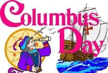 columbus day / by C T