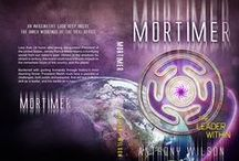 Fantasy/Science Fiction Book Covers / Book covers I have created in the Fantasy/Science Fiction genres.