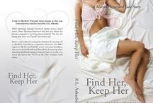 Romance/Paranormal R Book Covers / Book covers I have created in the Romance genres.