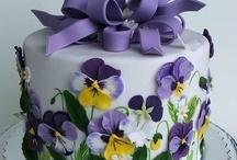 Cakes - Art and Recipes / by Robin Tingley