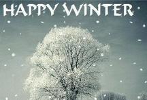 Winter /  LIKE MY WEBSITE