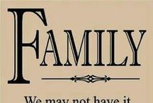 Family / by Heather Bode