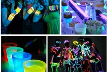 Glow Celebration / Add a Glowing Touch to Parties and Celebrations