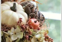Home: Flowers & Wreaths, Etc. / by Mary Sculier Blunt, M.ed, LPC, NCC