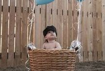 Zachary's 1! / by Pam Colsher