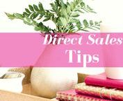 Direct Sales Tips / Success tips for direct sales, party plan and work-at-home-mom's. Get advice and tips on booking more parties, selling online, team-building, building your confidence, women's empowerment and more
