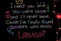 I Need You /  LIKE MY WEBSITE