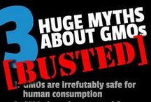 GMO's...you should know / by Catherine Simonelli