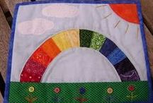 Quilts - Minis, Hangings, and more / by Robin Tingley