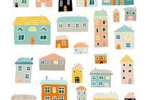 Buildings & Cars