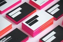 Identity graphics / Business Cards