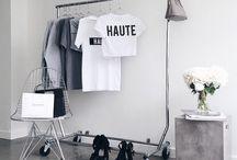 Interiors / CLOSETS. / Closets . Walk in closet inspiration .