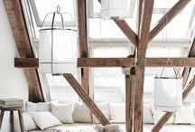 Interiors / WHITE & WOOD. / Interior styles . Interior . Inspiration . Home . Home inspiration . White & wood .