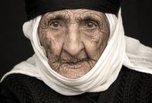 Forgotten Centenariens / Last year, I started a project to portray centenarians in the Caucasus and in Central Asia. The number of very old people living in that region is above-average. The explanations for this accumulation range from healthy food and a simple lifestyle to some sort of bioenergetic phenomenon.