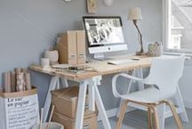 Interior - Work Room