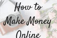 Make money online / Ideas and resources to help you make money online