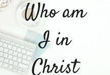 Who I am in Christ / Christian identity verses, Christian identity bible studies,  who I am in Christ,  Christian identity,