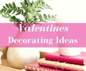 Valentines Day Ideas / Valentines Day decorating and gift ideas