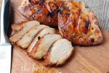 Meat Recipes / by Sherrie Robertson