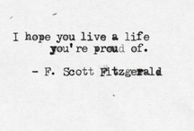 Things My Momma Taught Me / by Kelly George