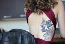 Tattoos / by Katie Hoffmann