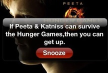may the odds be EVER in your favor / by Kelly George