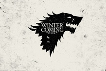 winter is coming / by Kelly George