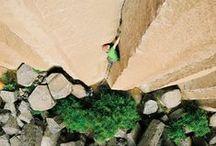 Climb. / Inspiration for future climbing trips.