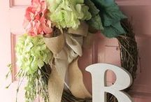 Home Decorating Ideas / Great for gifts, easy DIY ideas, or we'll do it for you... just ask !