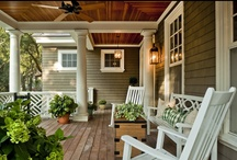 Exteriors and Outdoor Rooms