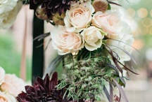 Inspiration / Flowers and ideas that we love. (Not our work, but work we admire)