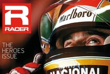 RACER Heroes / Since the beginning, RACER has celebrated the heroes of racing with outstanding writing and stunning photography.