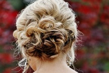 Fancy Hair & Nails / by Kristina Dibble
