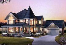 Dream Home / by Kristina Dibble