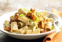 Recipes for Pasta