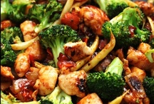 Recipes for Chinese/Oriental Foods