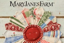 Crafts - Quilting & Patchwork / by Happy Farmgirl