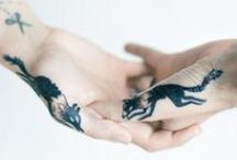 Ink. / by Audrey Clinton