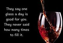Wine, Cheese & Chocolate / Have a little cheese & chocolate with that wine... combinations made in heaven for your soul.