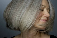 Maybe I'll Let My Hair Be Grey!
