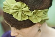 DIY - handmade style [hair accessories] / by Stephanie Muraro-Gust