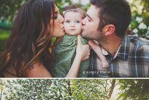 Family Photos / by Lindsay Clark