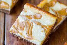 Recipe Box   Baking [cookie bars, balls, etc.] / Mmm... sweets! / by Stephanie Muraro-Gust
