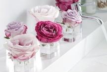 Decoraciones con flores/ Floral Design