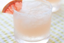 You need 3 ingredients for a cocktail.  Vodka and Mountain Dew is an emergency. / by Kelly George
