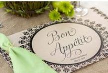 Personalized Wedding Accs. / Personalize your wedding, or give something personalized as a shower or wedding gift !